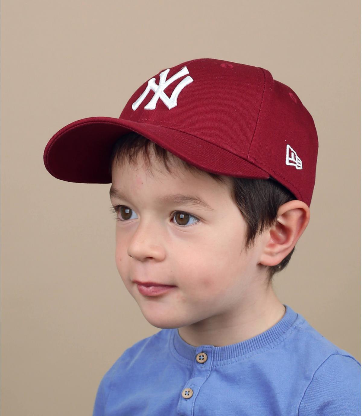 NY Kinder Cap rot