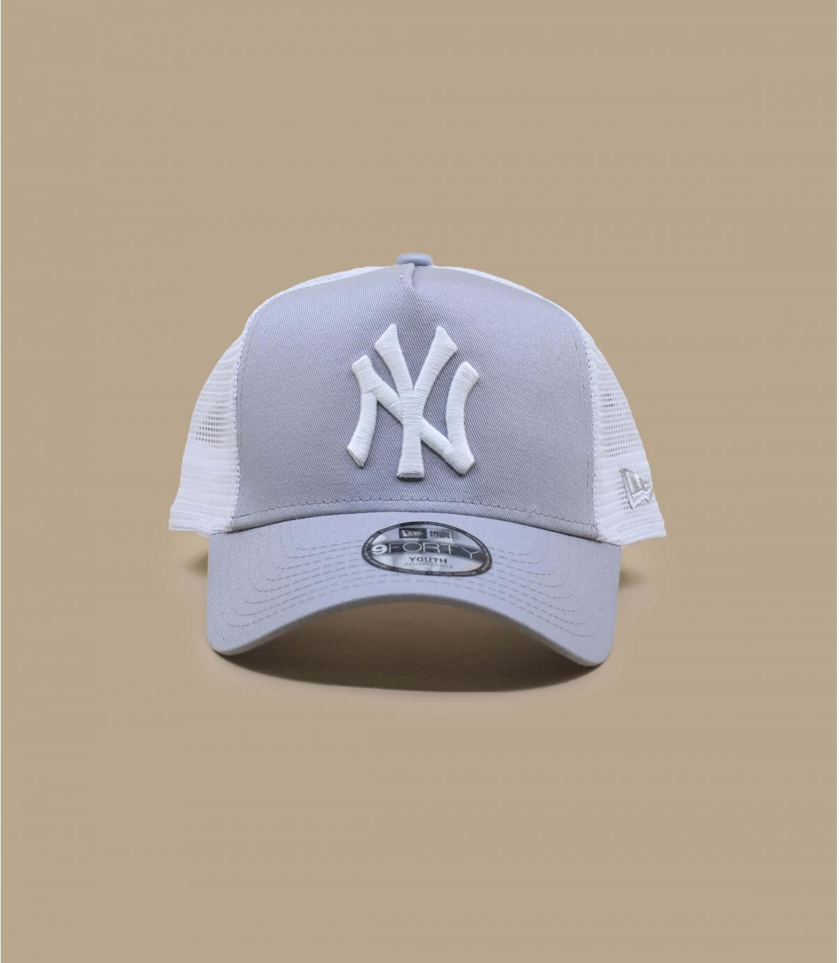 Details Trucker Cap Kids NY League Ess 940 grey - Abbildung 2