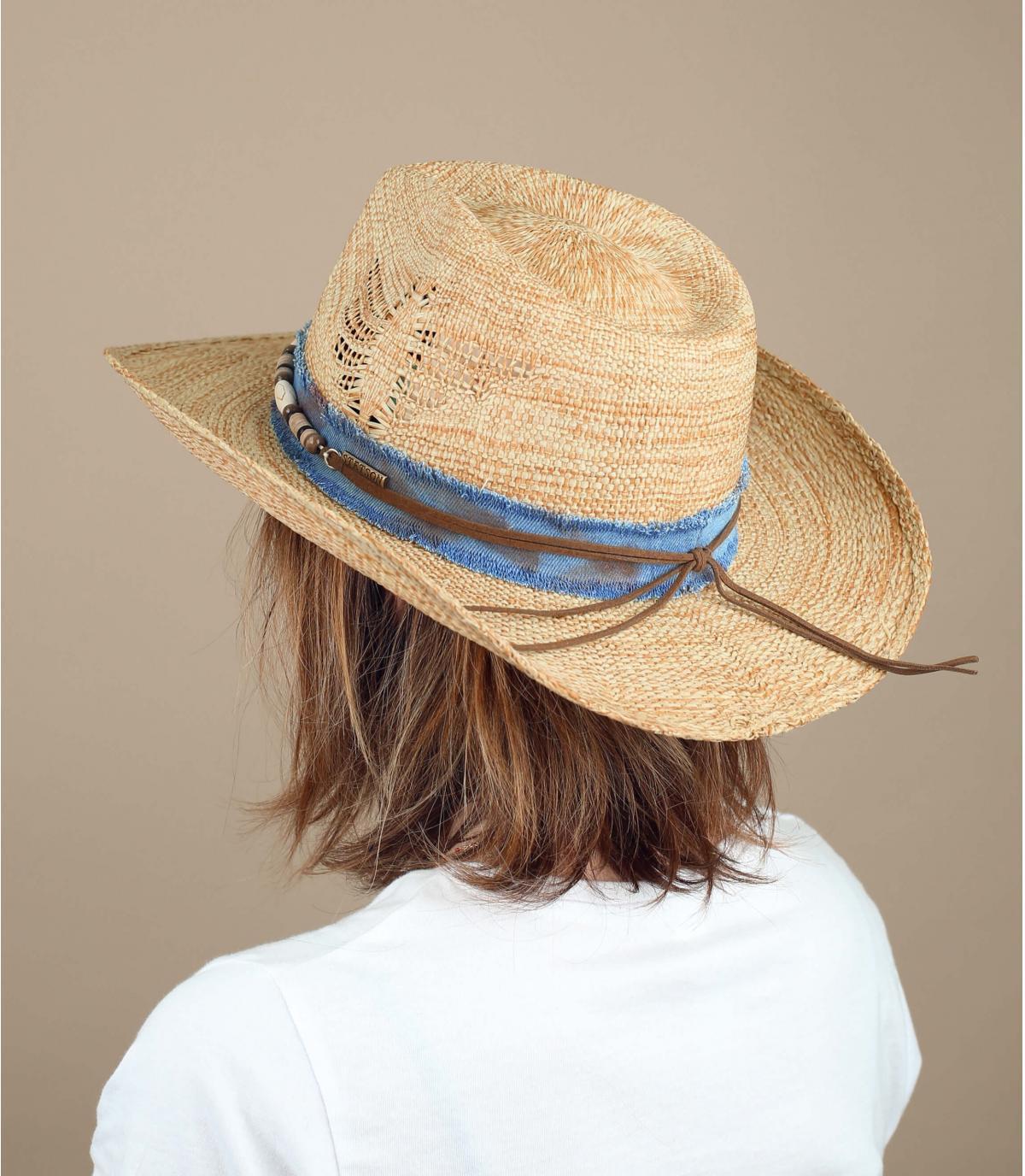 Cowboy Hut Perlen