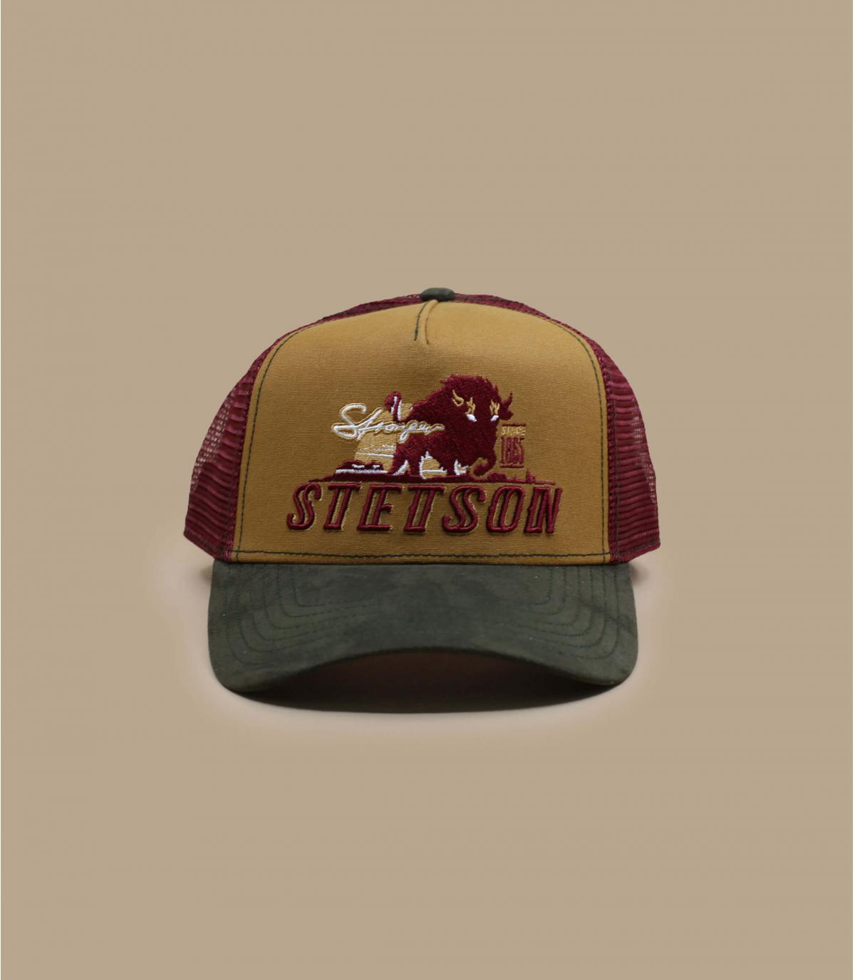 Trucker Cap Bison Stetson