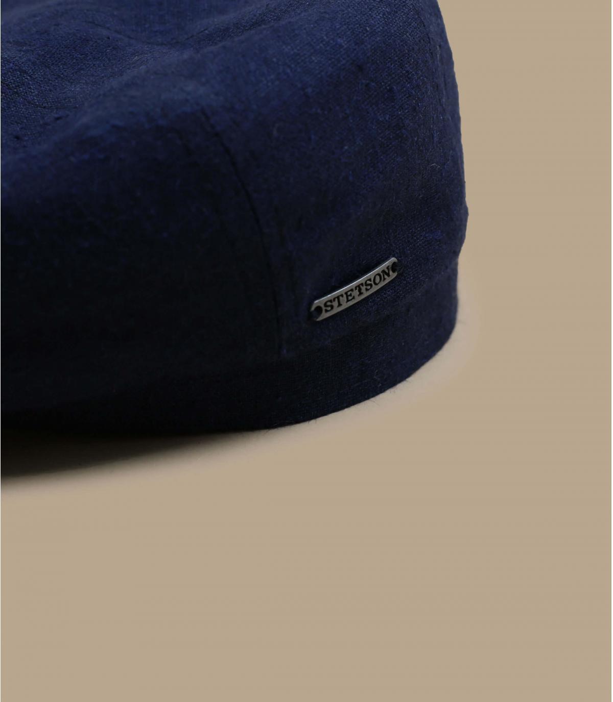 Details Hatteras Linen silk navy - Abbildung 2