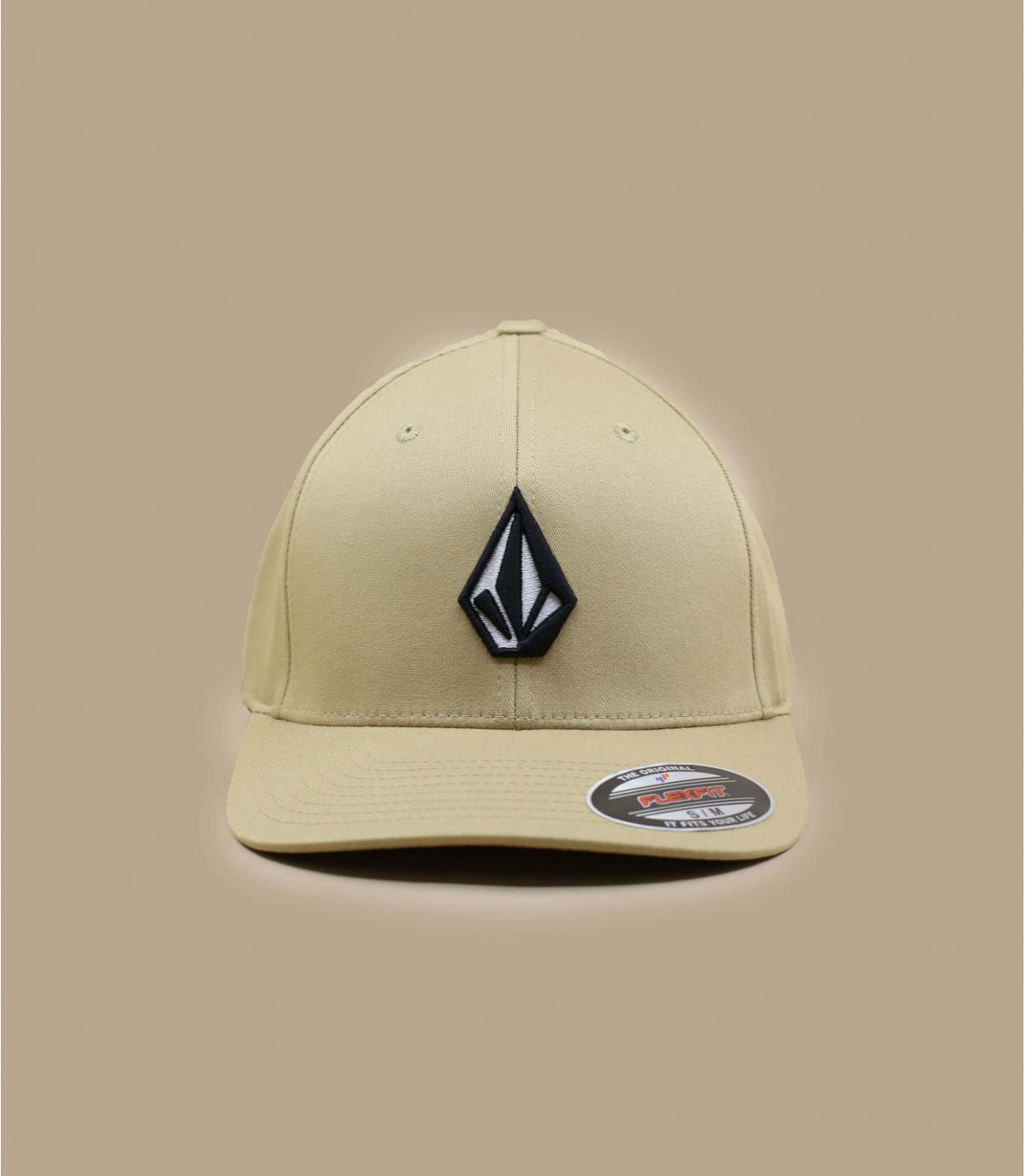 Cap beige Volcom stone