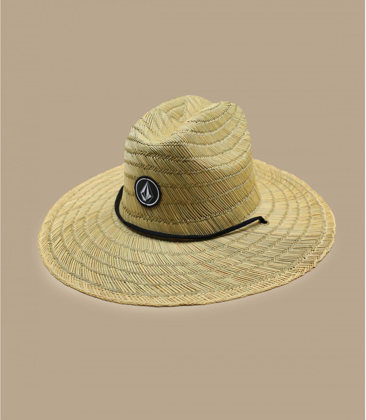 Details Quarter Straw Hat natural - Abbildung 2