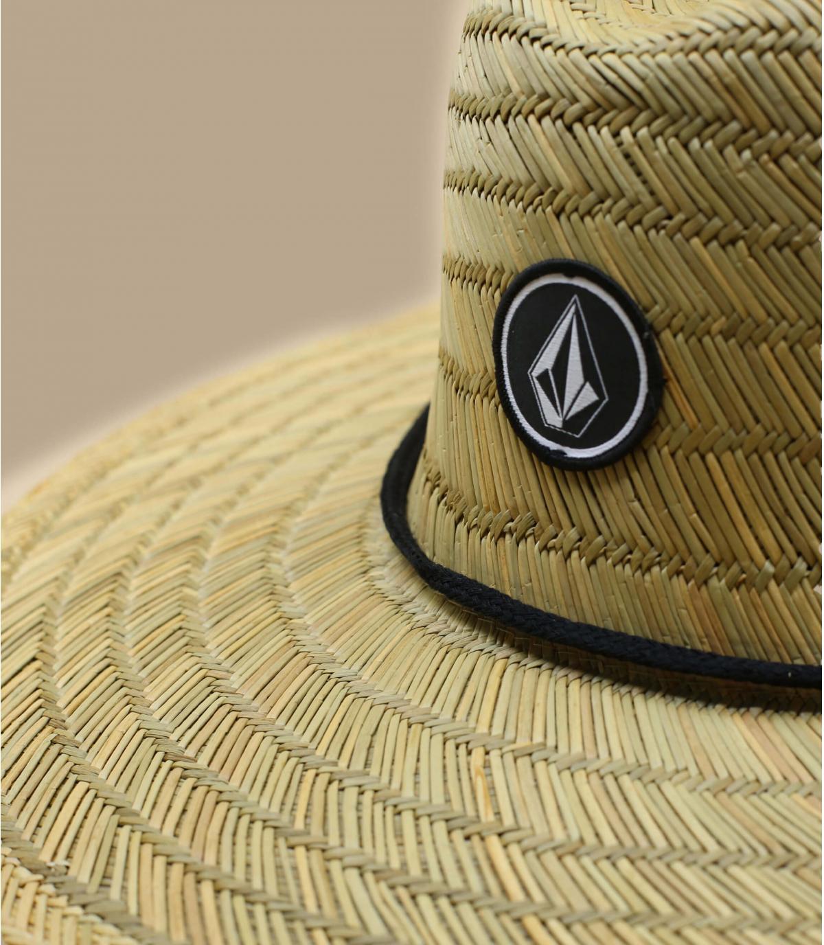 Details Quarter Straw Hat natural - Abbildung 3