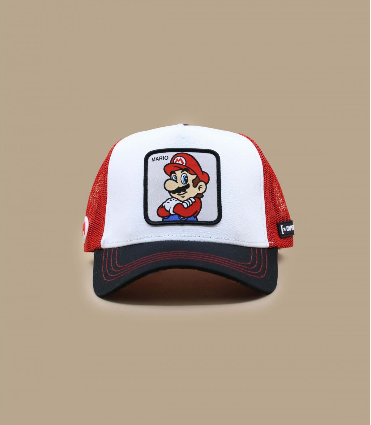 Details Trucker Cap Mario - Abbildung 2