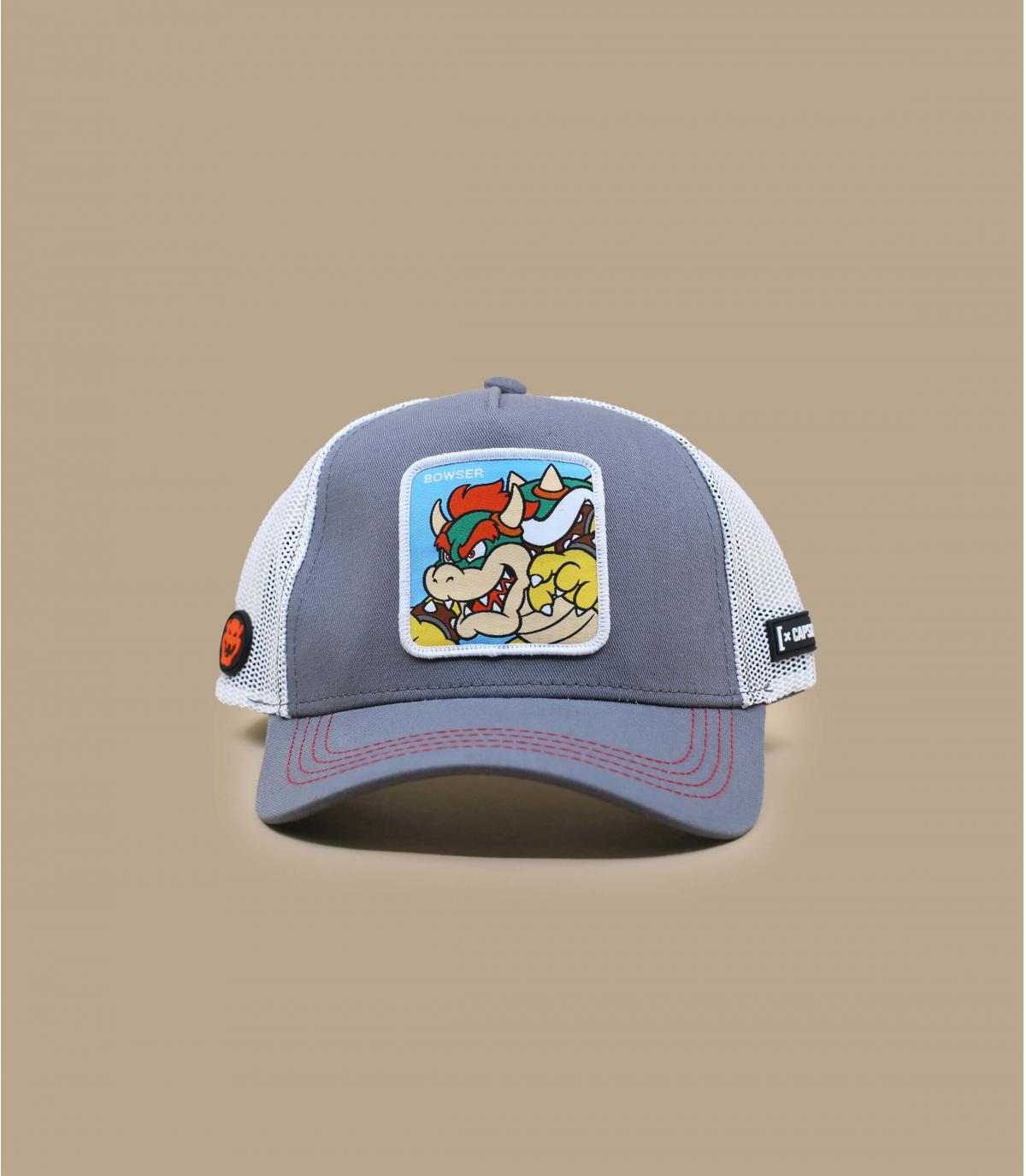 Trucker Cap Bowser Mario Bros