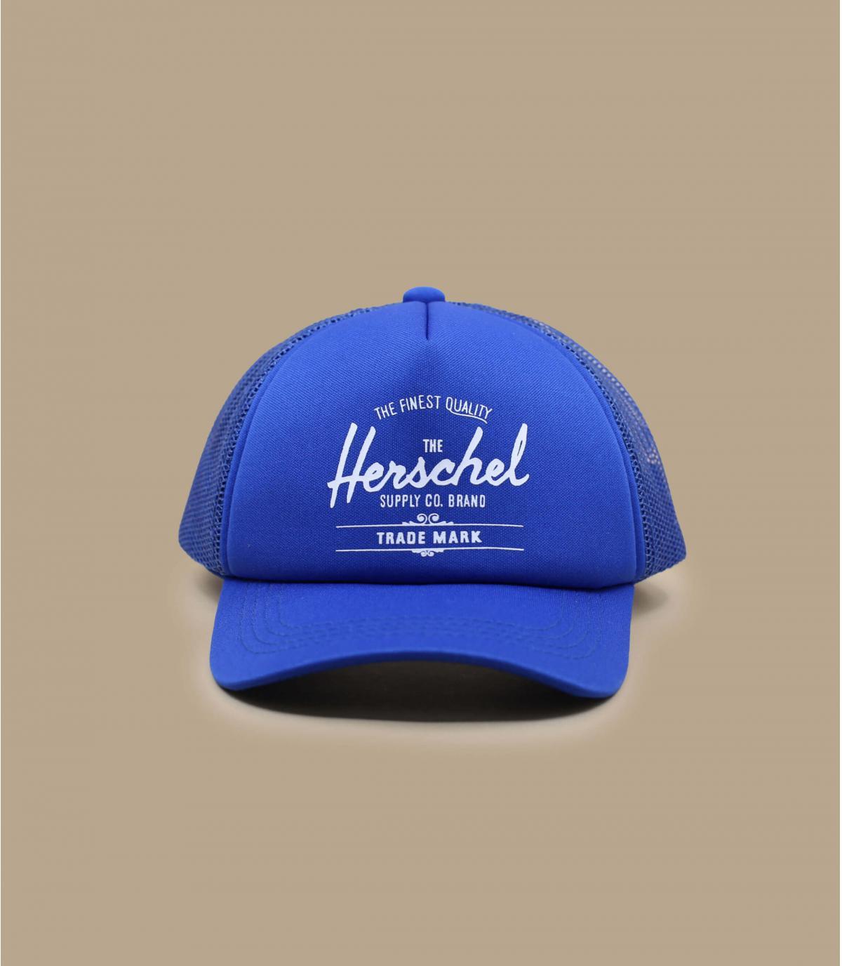 Baby Cap Herschel blau
