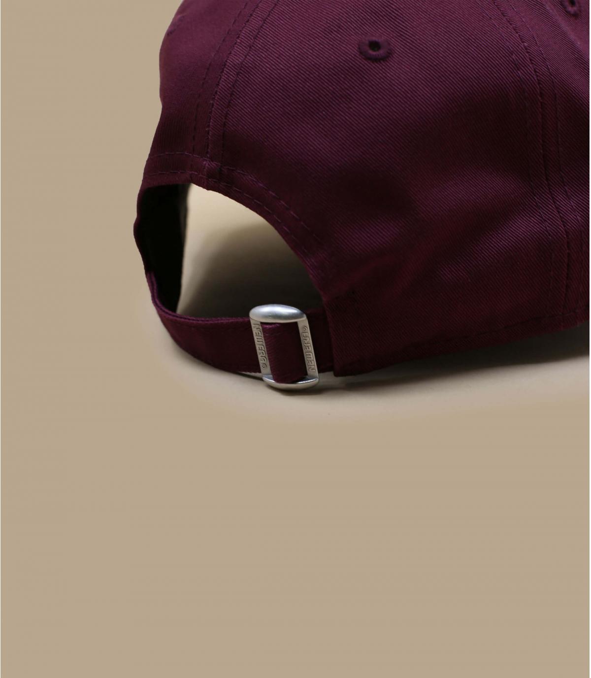 Details Cap Colour Ess 940 maroon - Abbildung 4