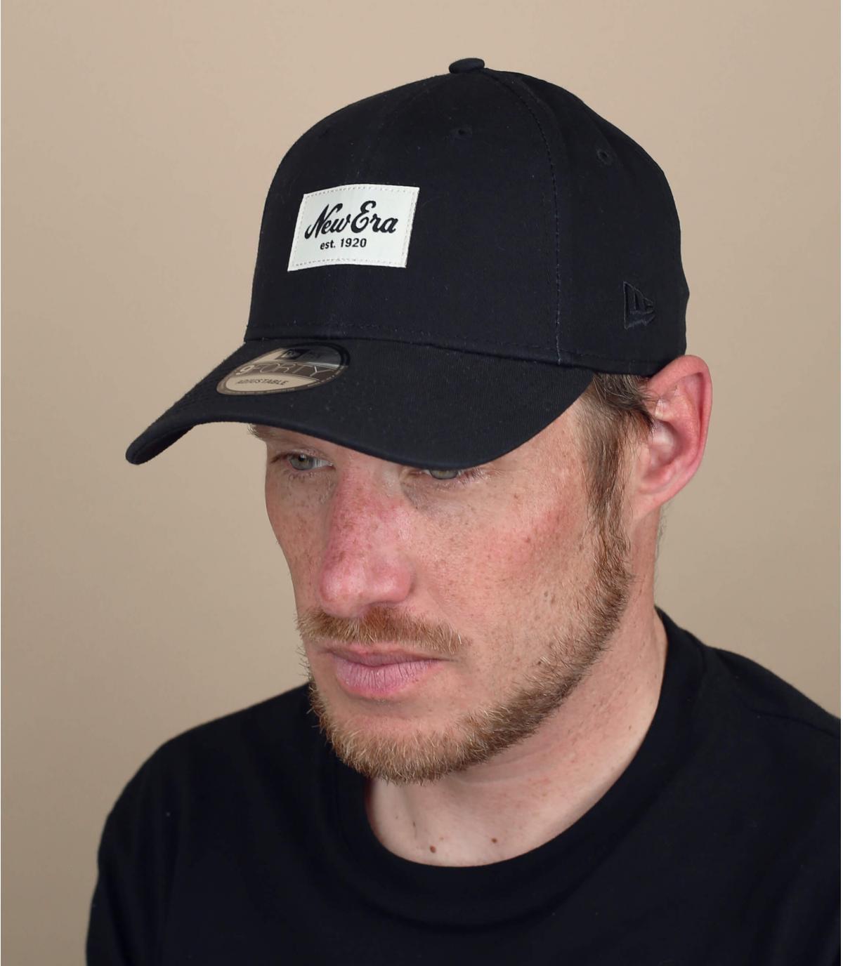 New Era Cap schwarz