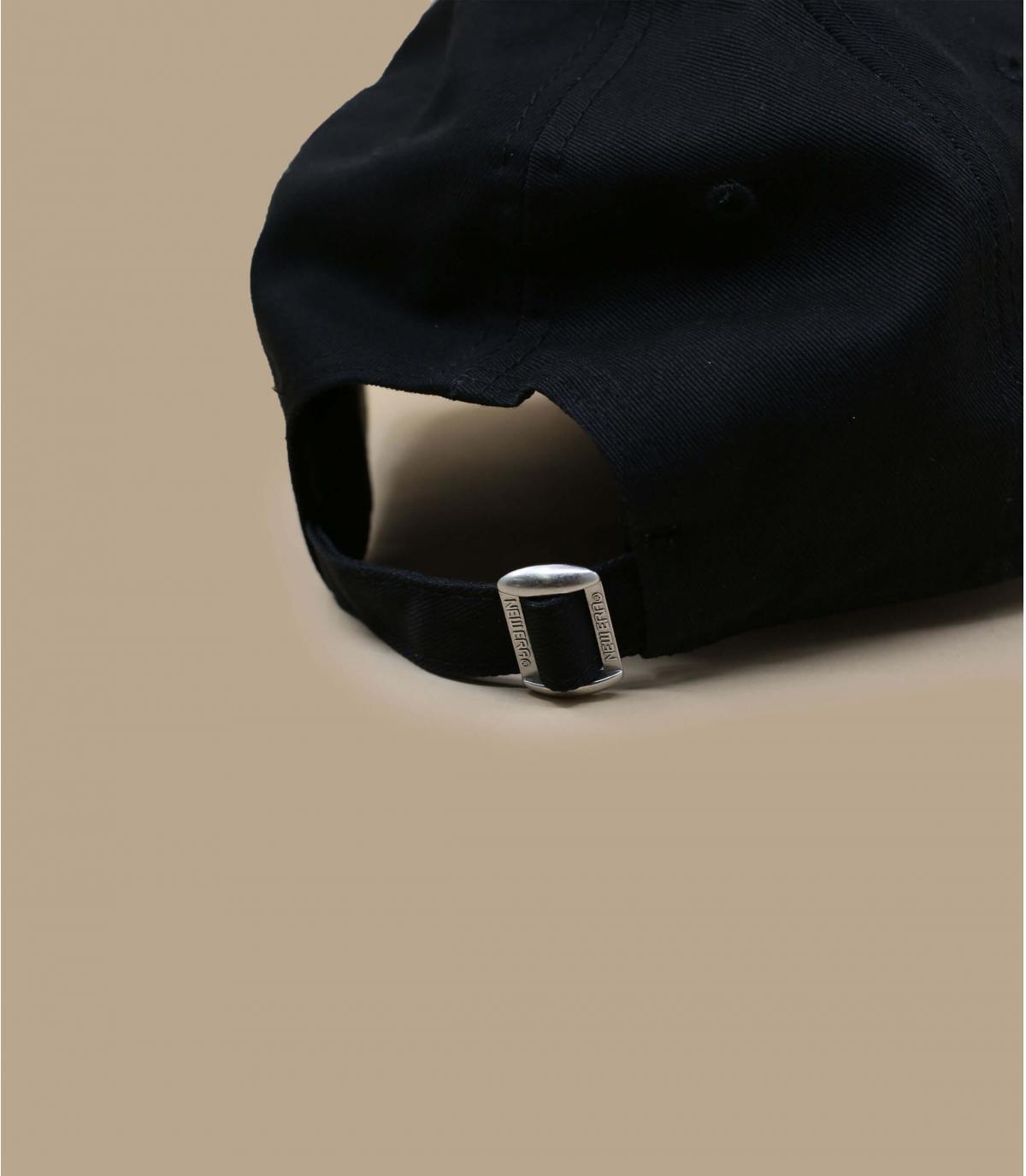 Details Cap Colour Ess 940 black - Abbildung 4