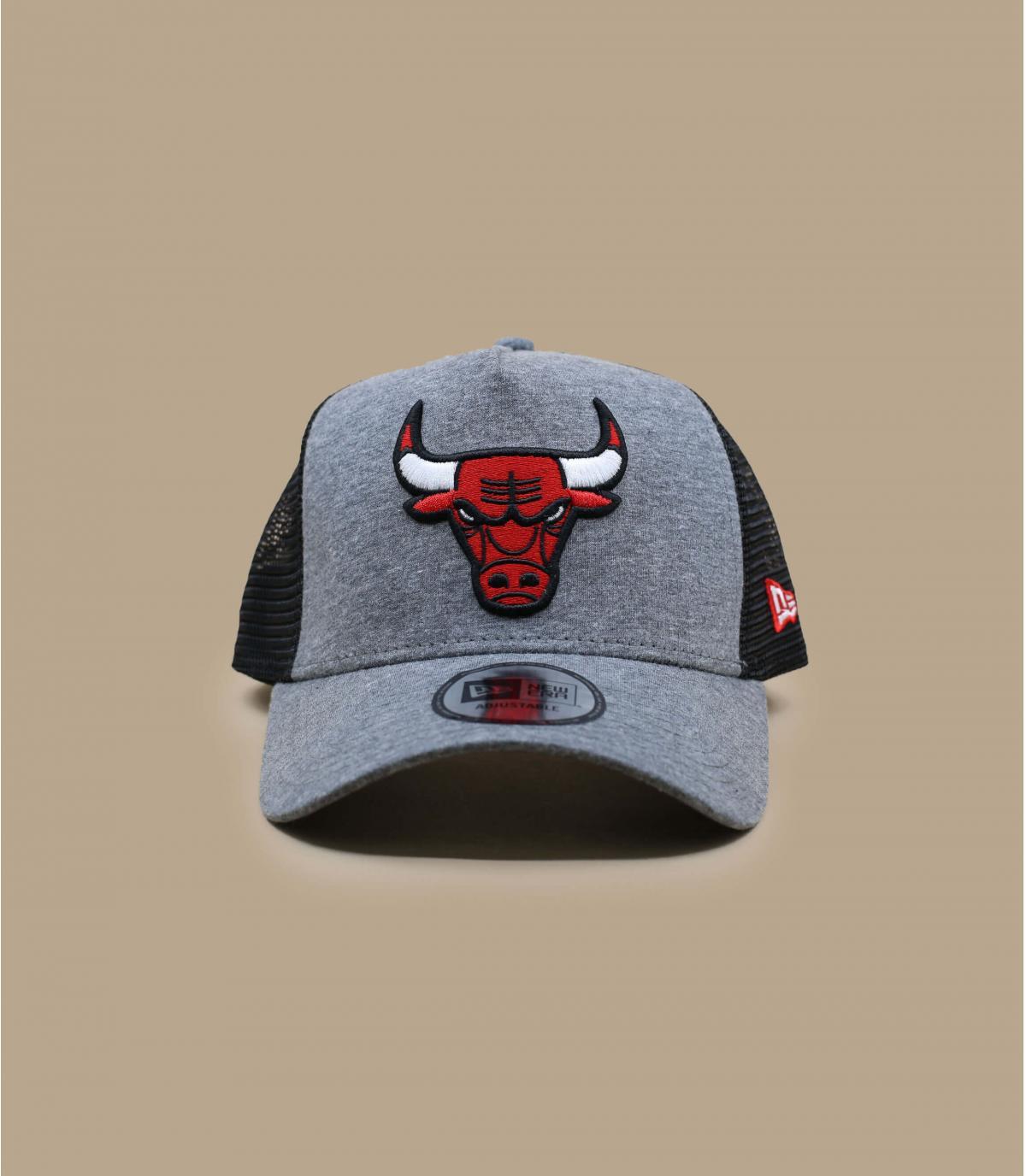 Trucker Cap Bulls grau