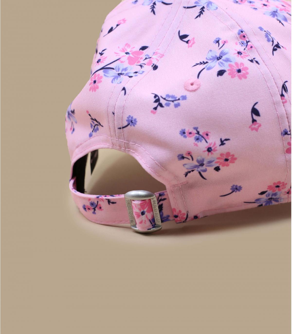 Details Cap Wmn Floral NY 940 pink - Abbildung 4