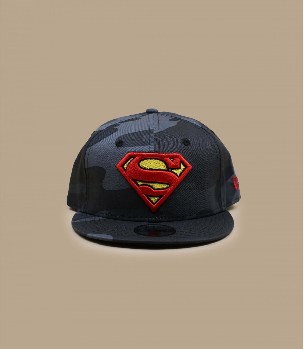 Details Snapback Kids Superman Camo 950 midnight - Abbildung 2