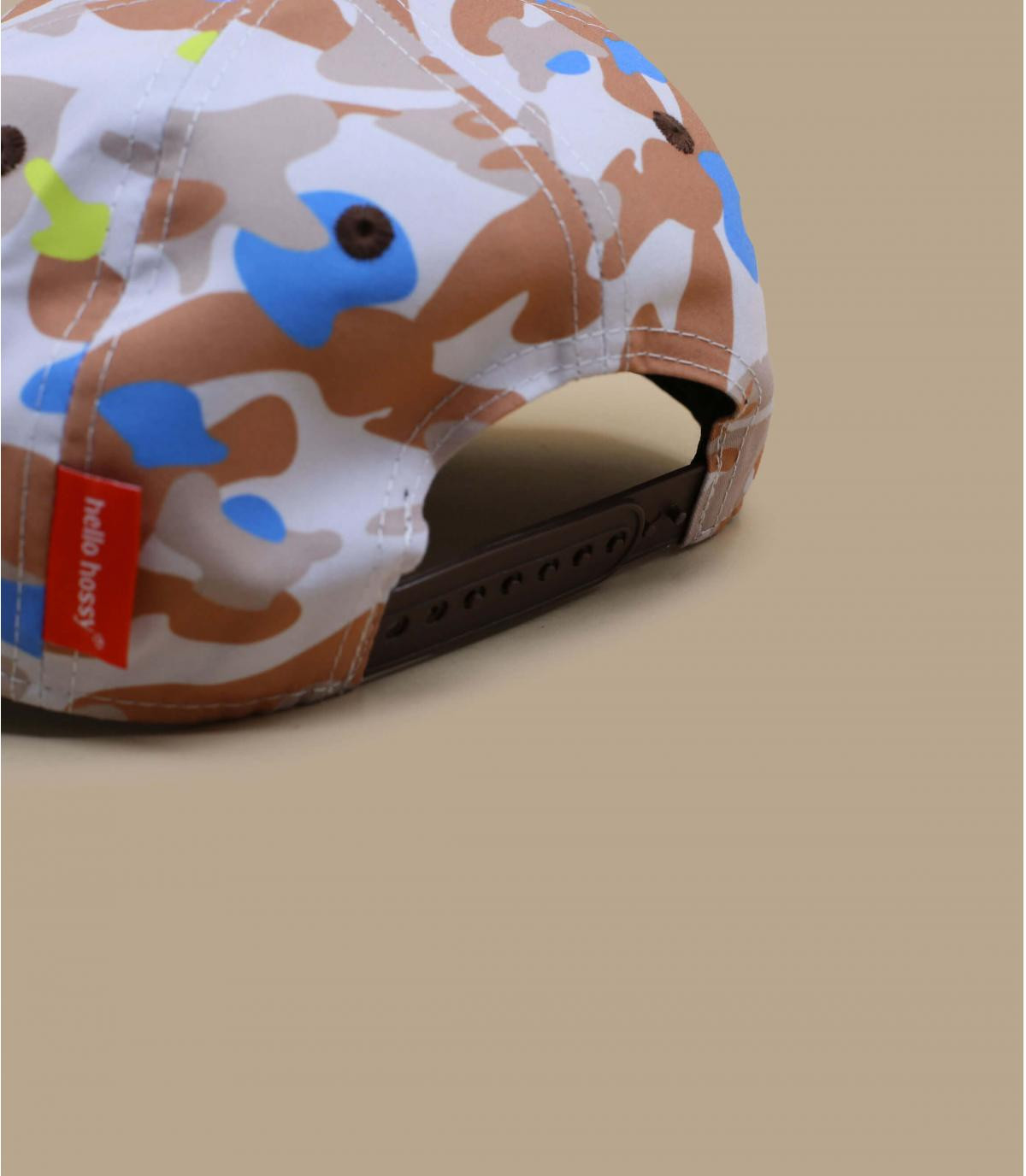 Details Curve Camouflage - Abbildung 3