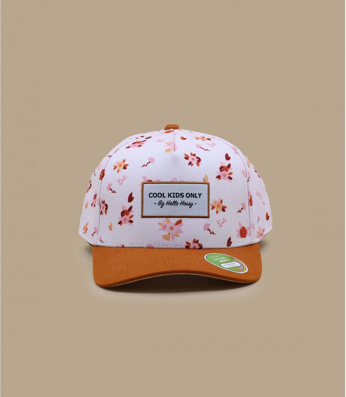 Kinder Cap Blumen