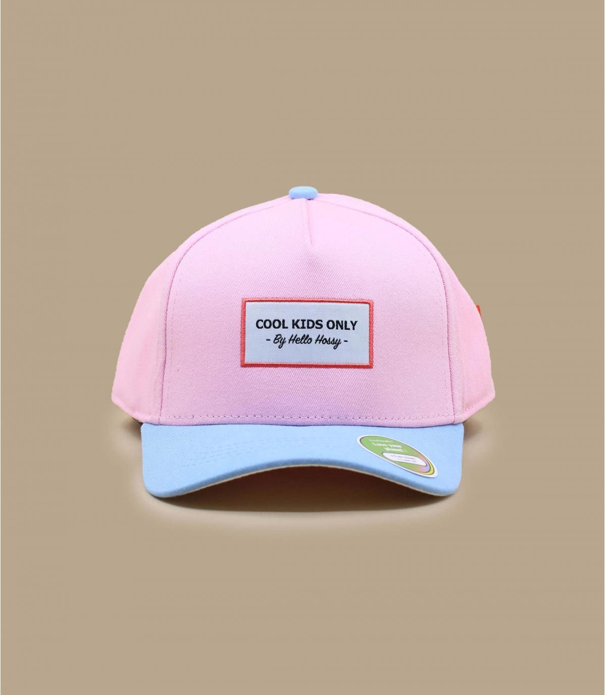 Kinder Basecap rosa