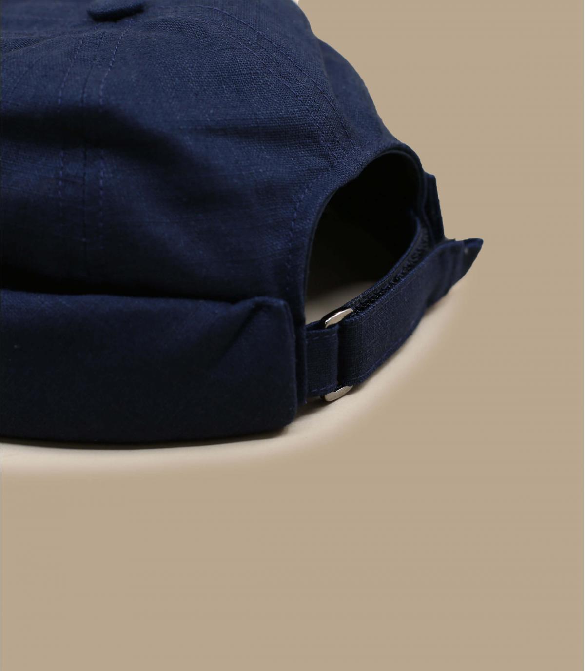 Details Cooper Linen navy - Abbildung 3