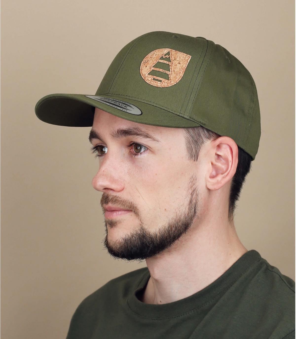 Cap Picture grün