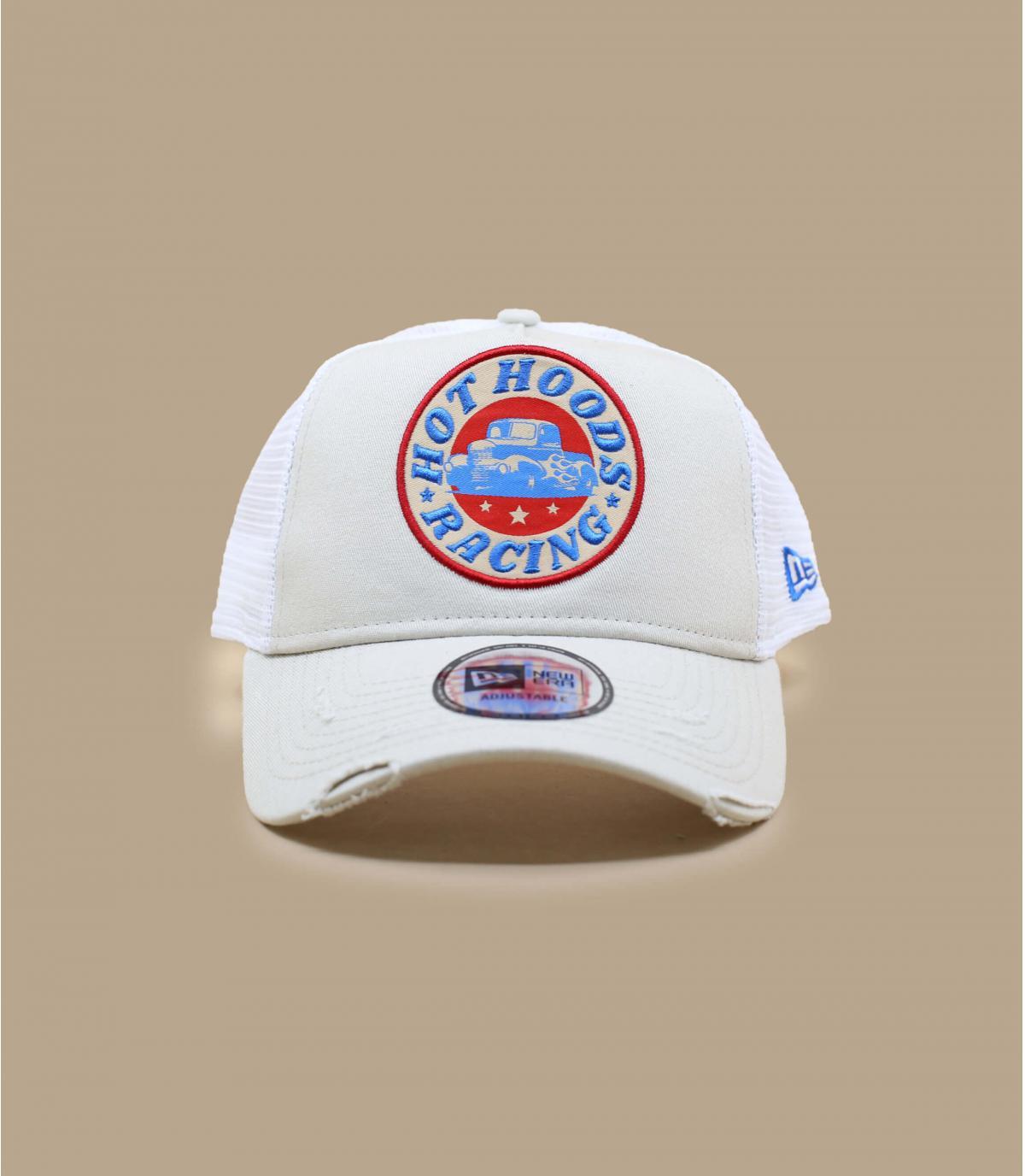 Trucker Cap Patch beige New Era