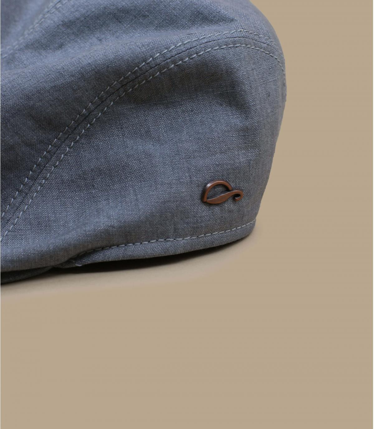 Details Jackson Linen  grey - Abbildung 2