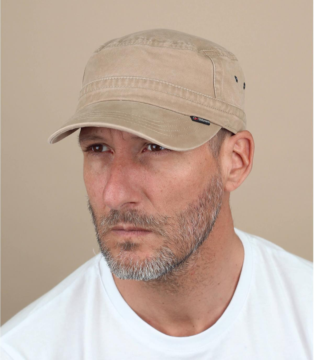 Army Cap beige