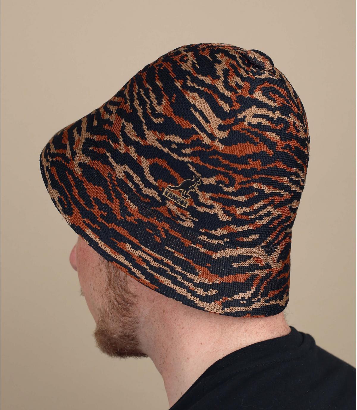 Bucket Hat Kangol Jacquard Tiger