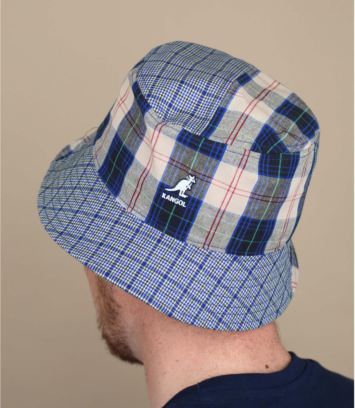 Bucket Hat  Kangol Patchwork