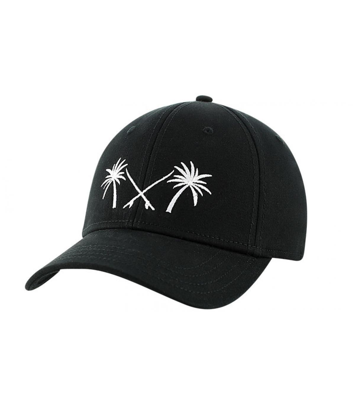 Schwarze California Cap