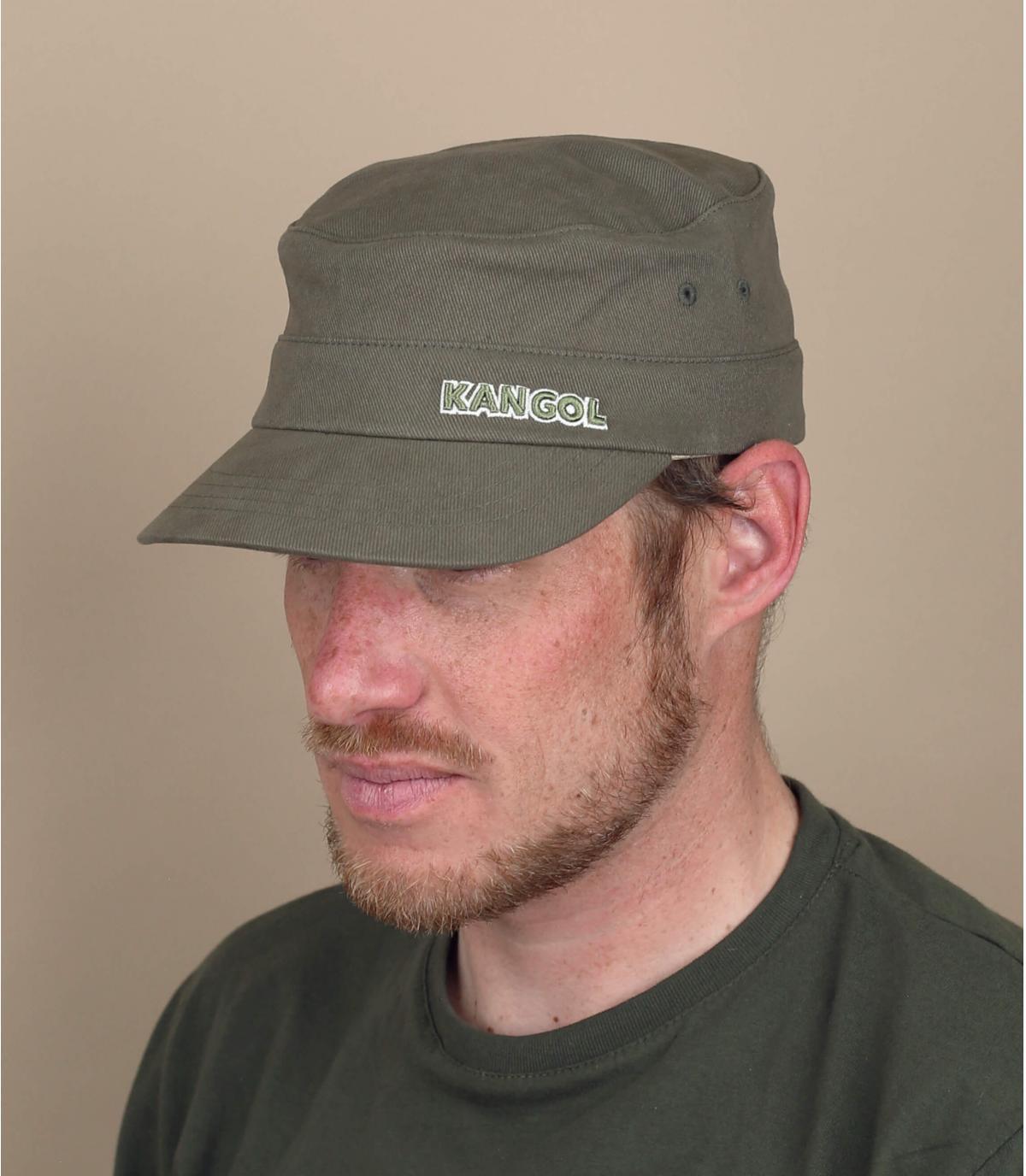 Army Cap grün Kangol