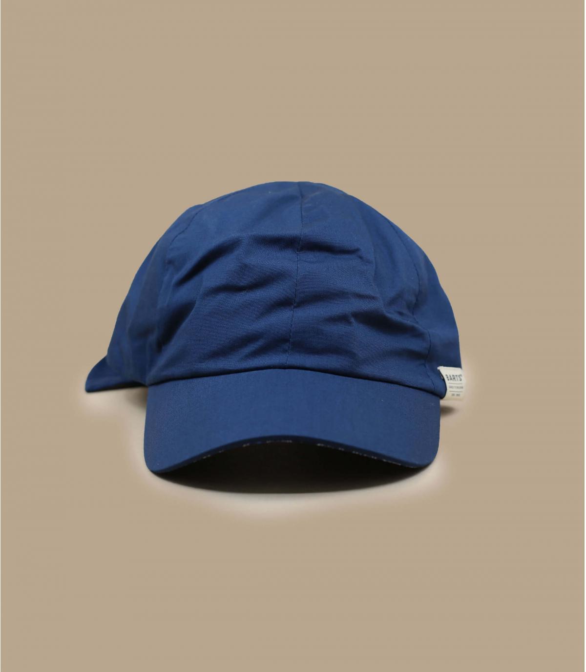 Damen Cap marineblau