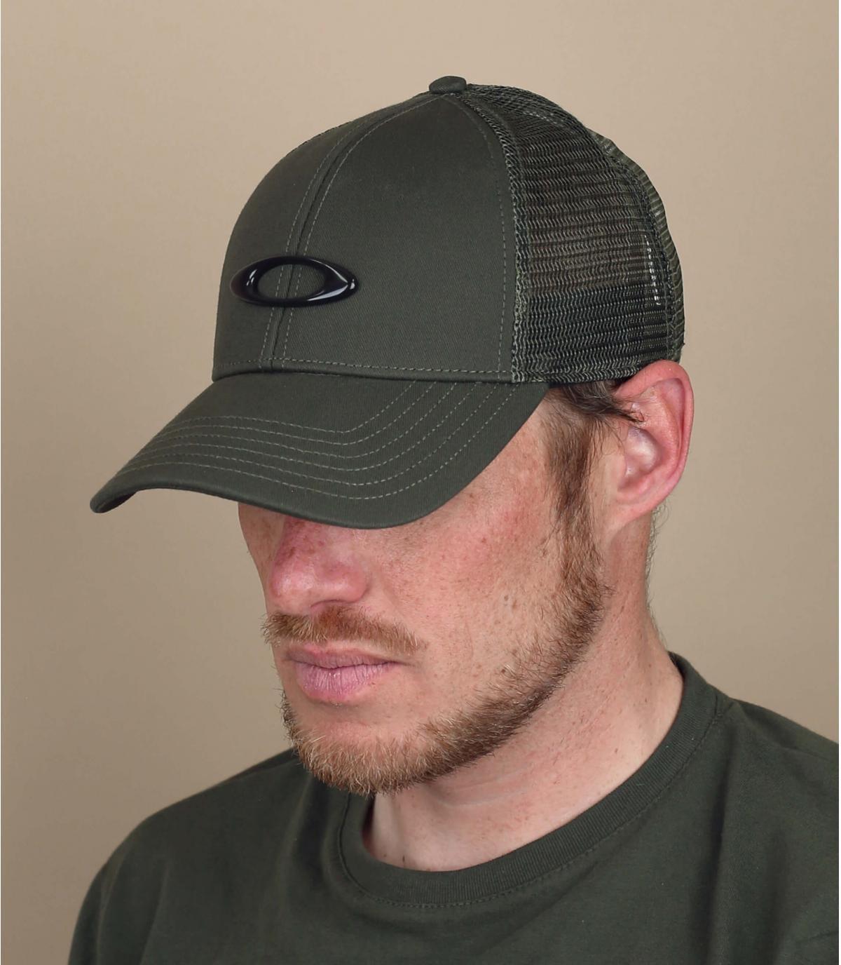 Trucker Cap Oakley grün