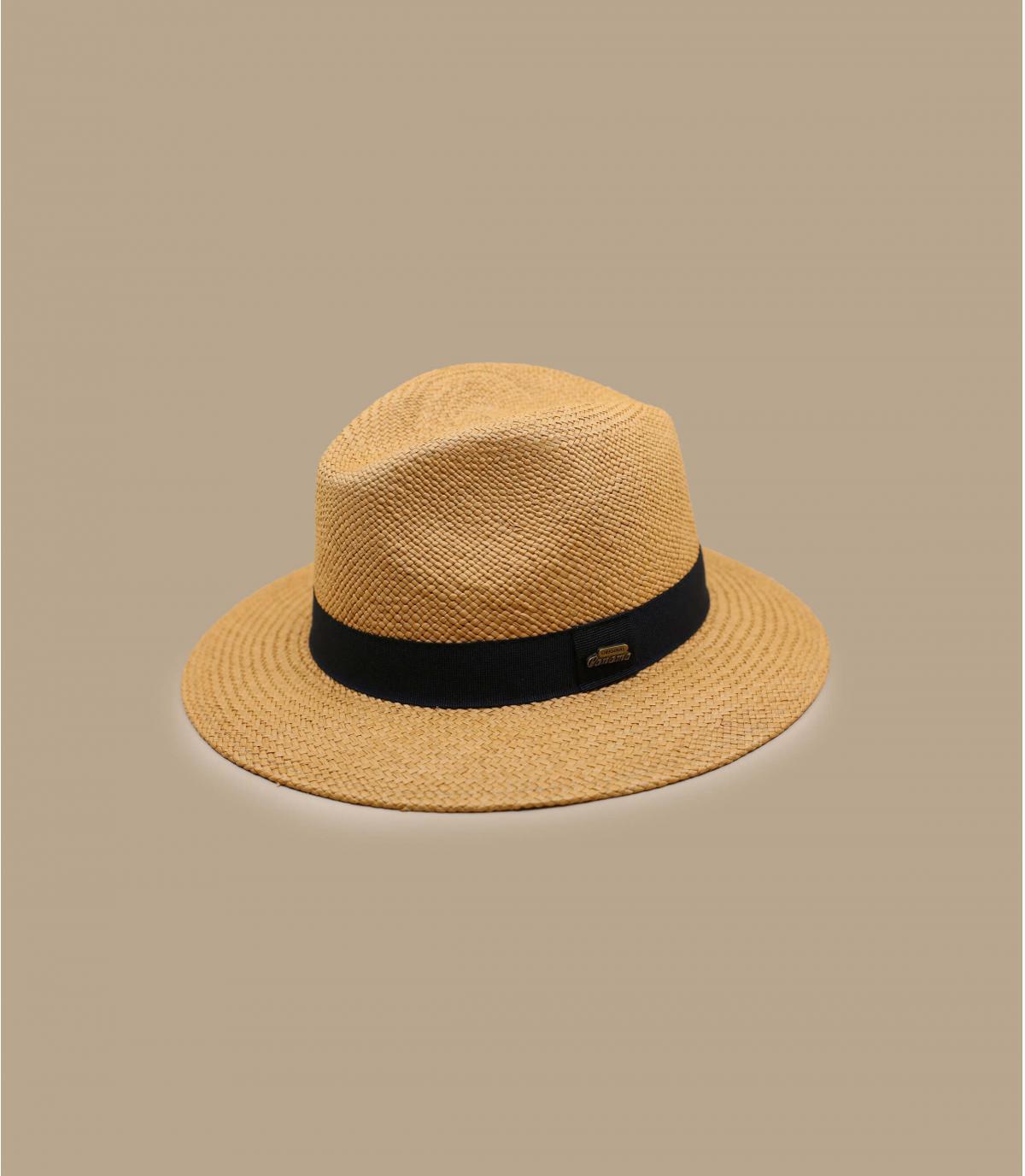 Panama Hut beige Fiebig