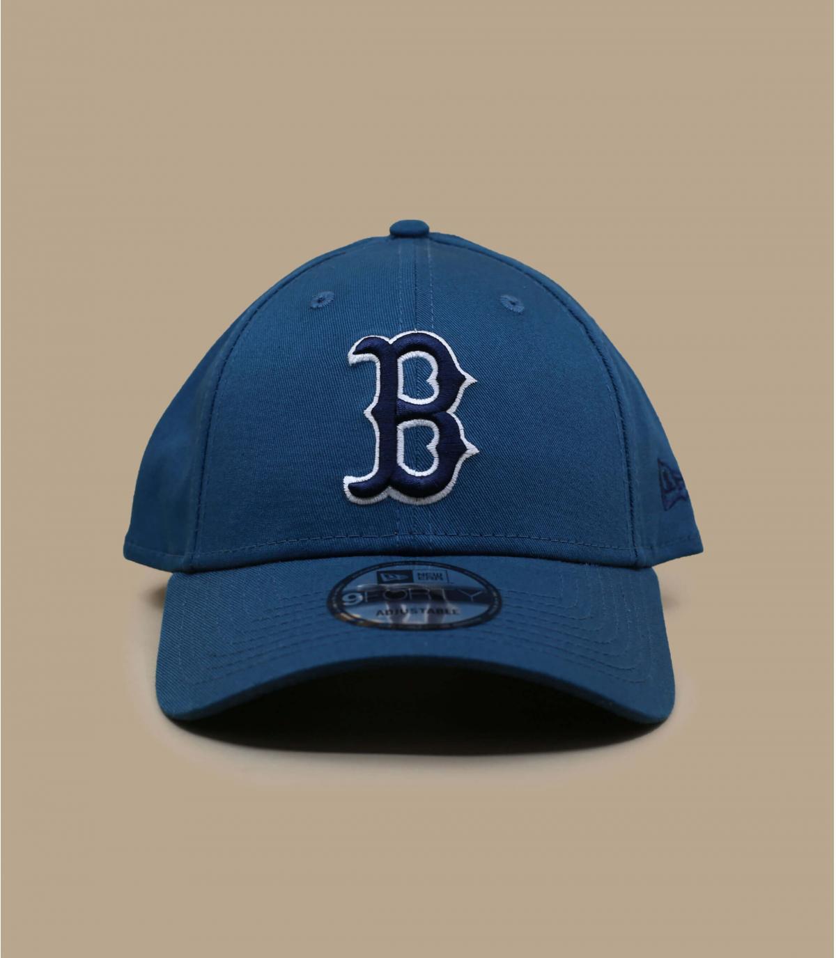 Details League Ess Boston 940 cadet blue navy - Abbildung 2