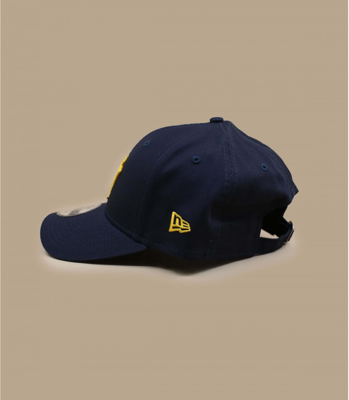 Details League Ess NY 940 navy gold - Abbildung 3