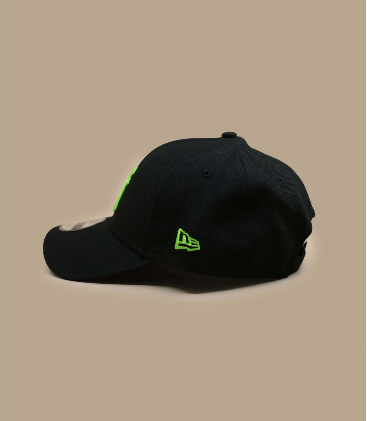Details Neon Pack NY 940 black green - Abbildung 3