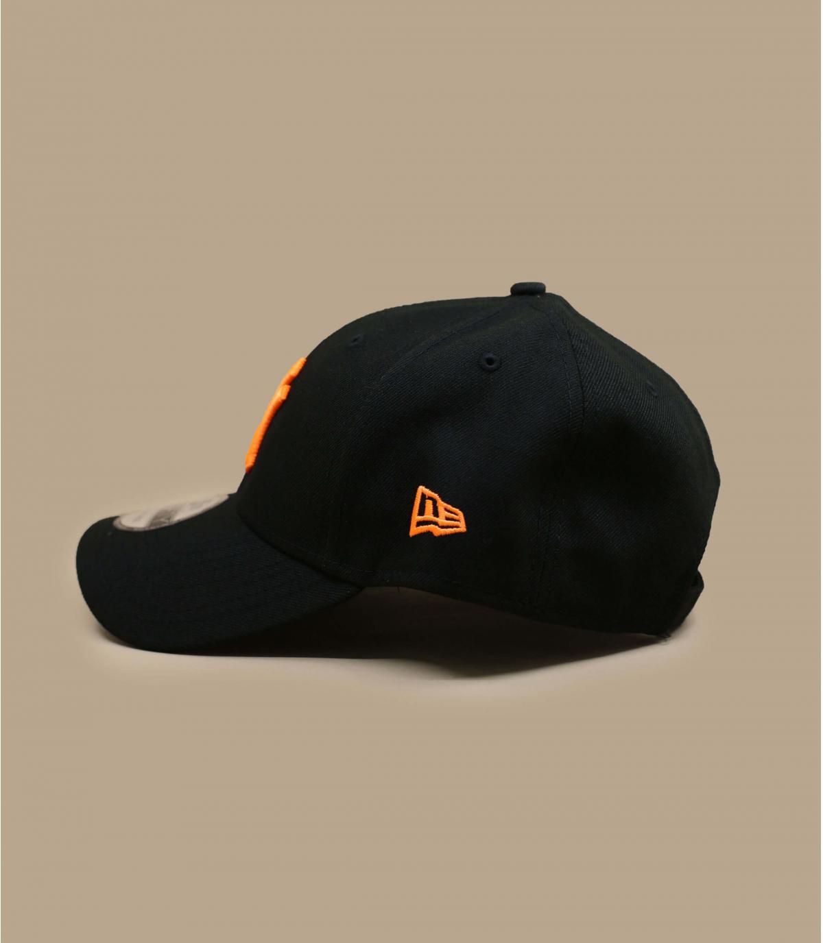 Details Neon Pack NY 940 black orange - Abbildung 3