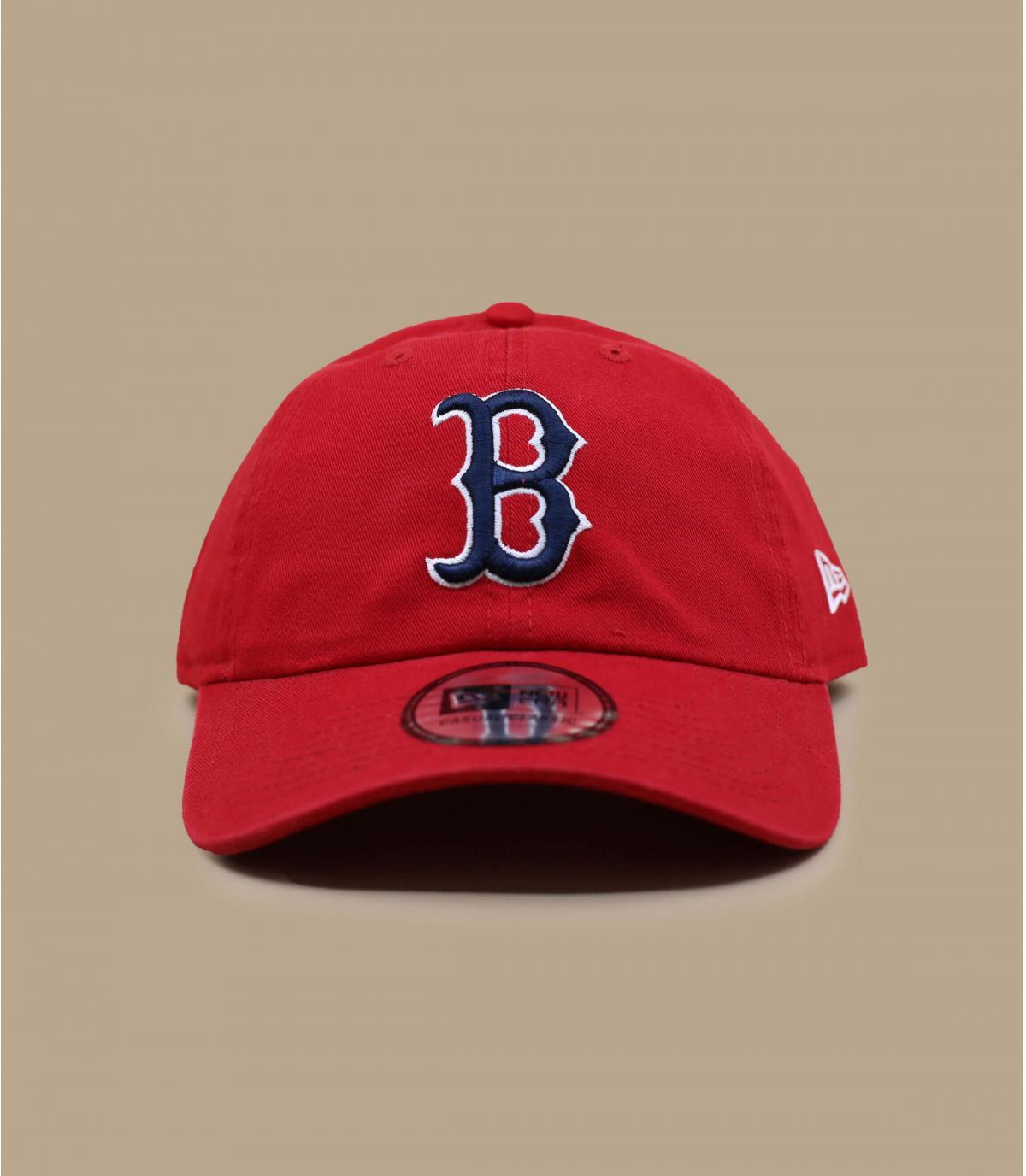 Details Washed Boston 920 scarlet - Abbildung 2