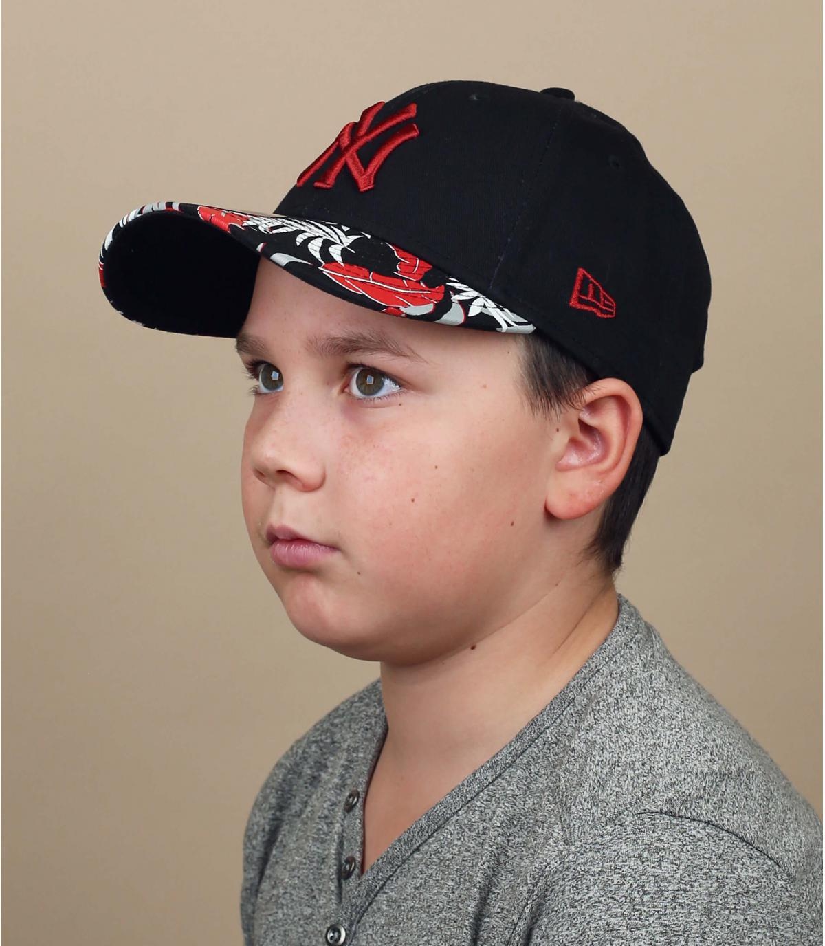 Kinder Cap NY Muster