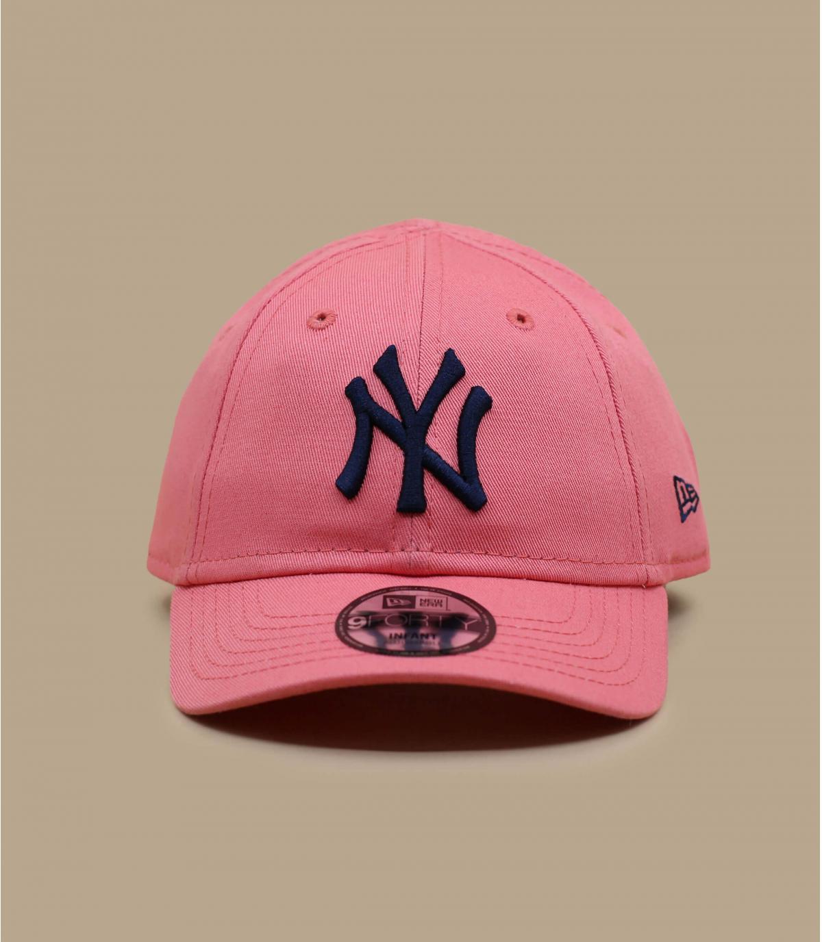 Baby Cap rosa