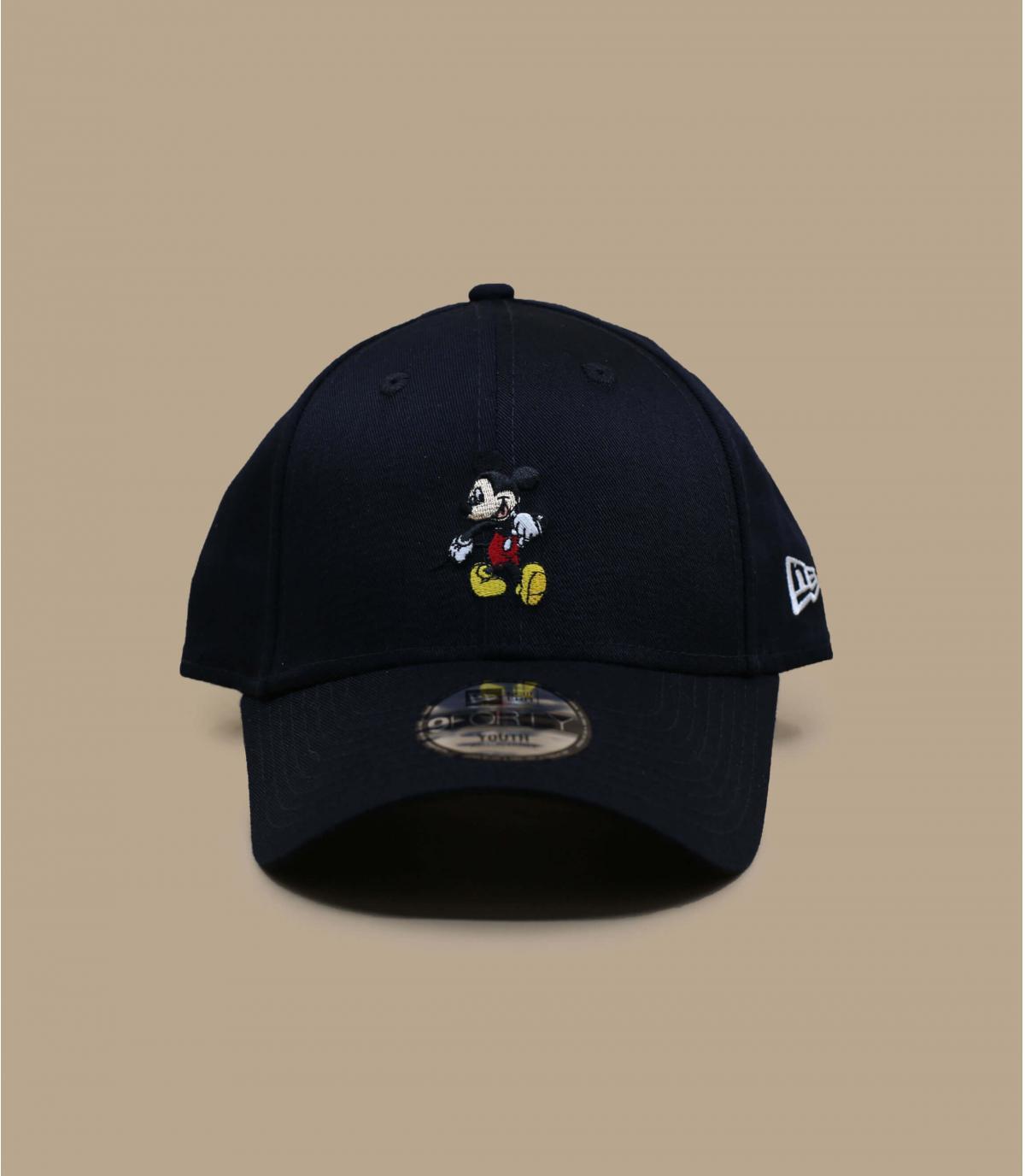 Cap Mickey marineblau