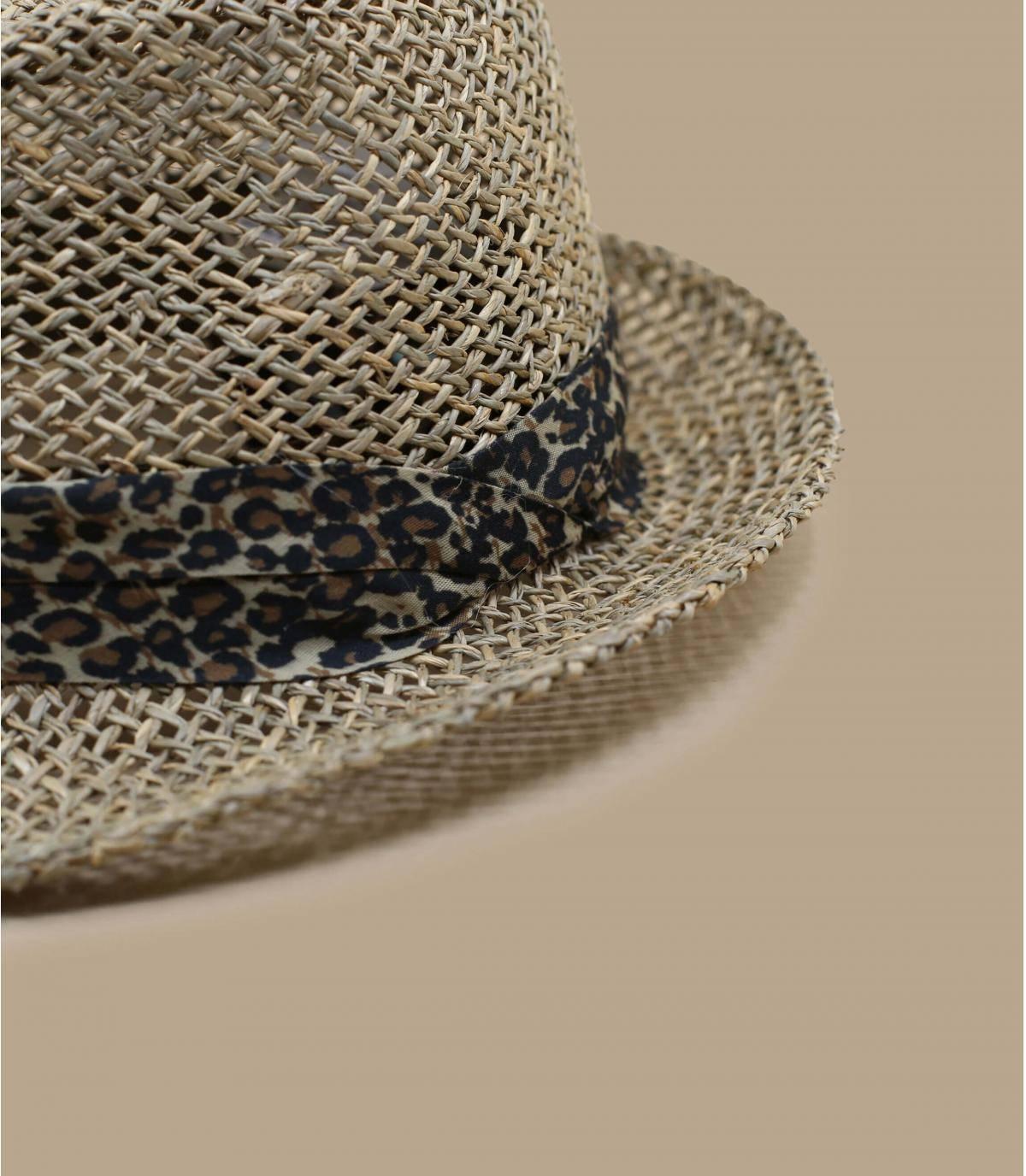 Details Trilby Seagras sand leopard - Abbildung 3