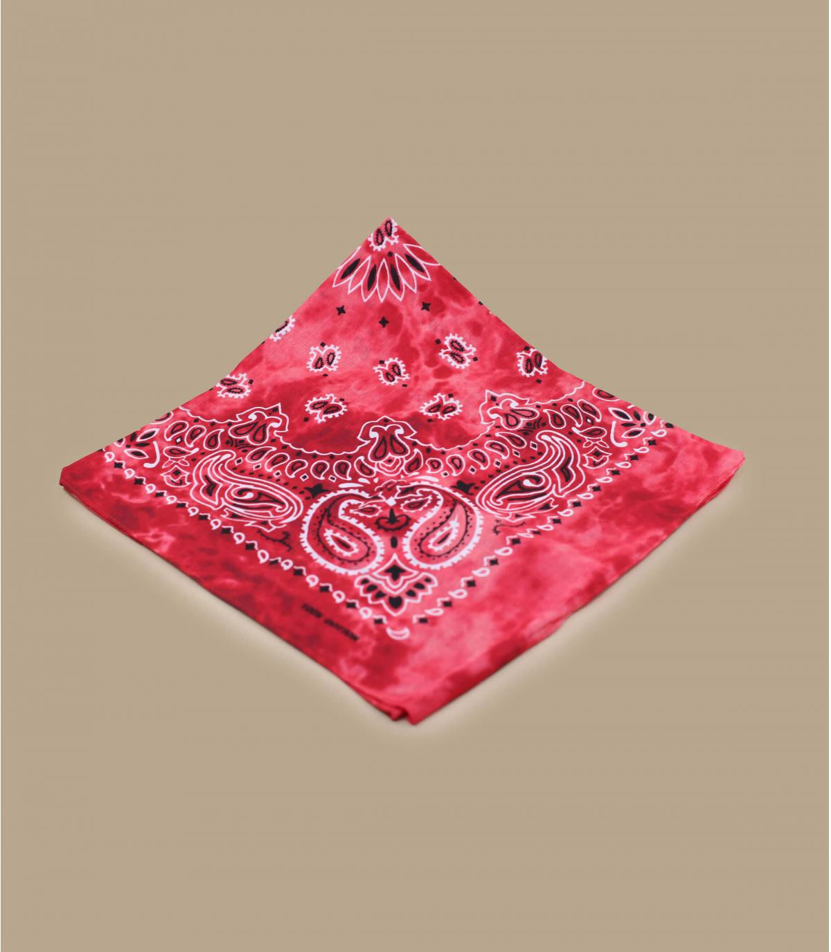 Bandana Tie Dye rot