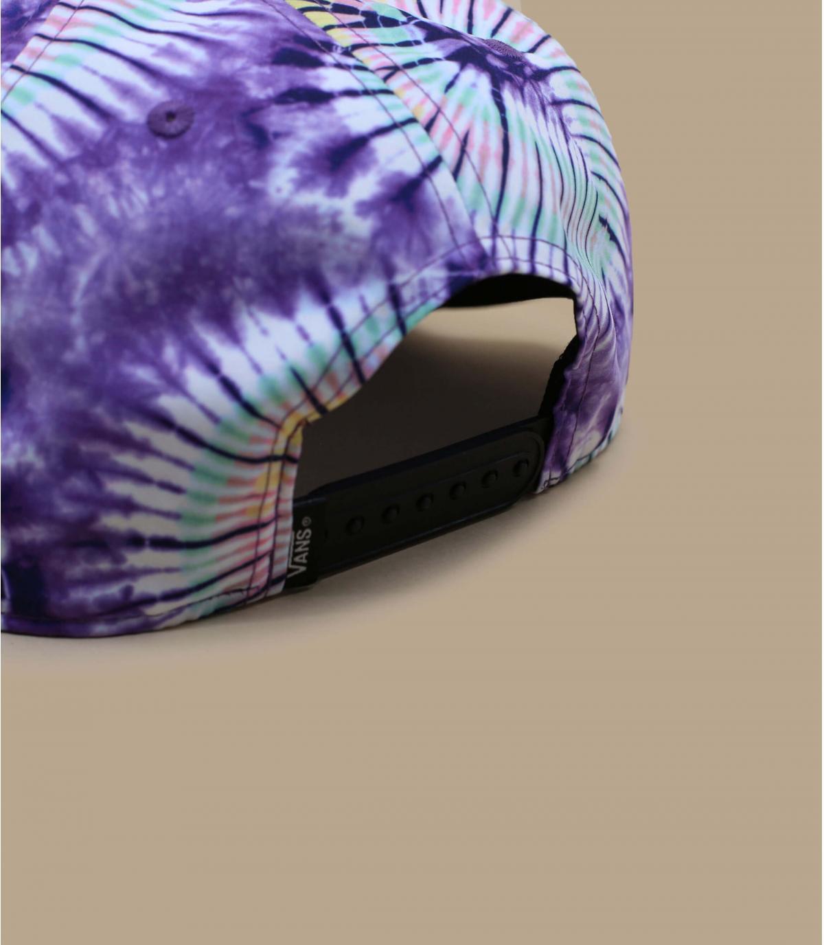 Details Snapback Laces 54 New Age Tie Dye purple - Abbildung 4