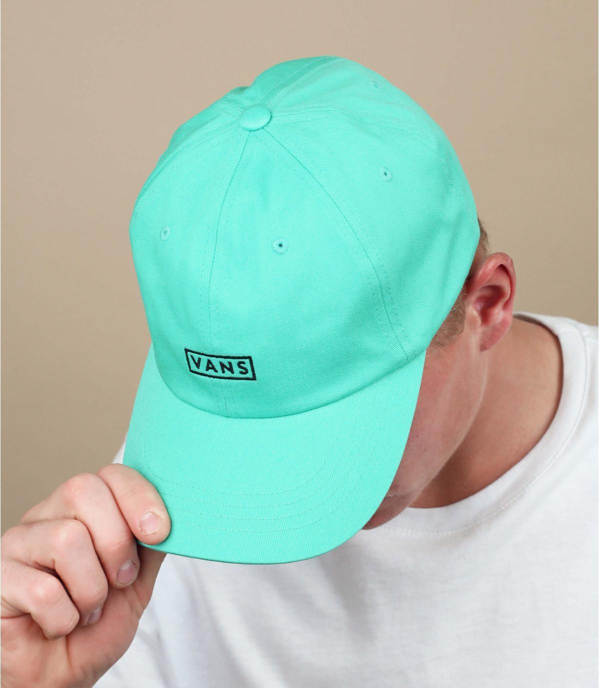 Cap Vans türkisblau