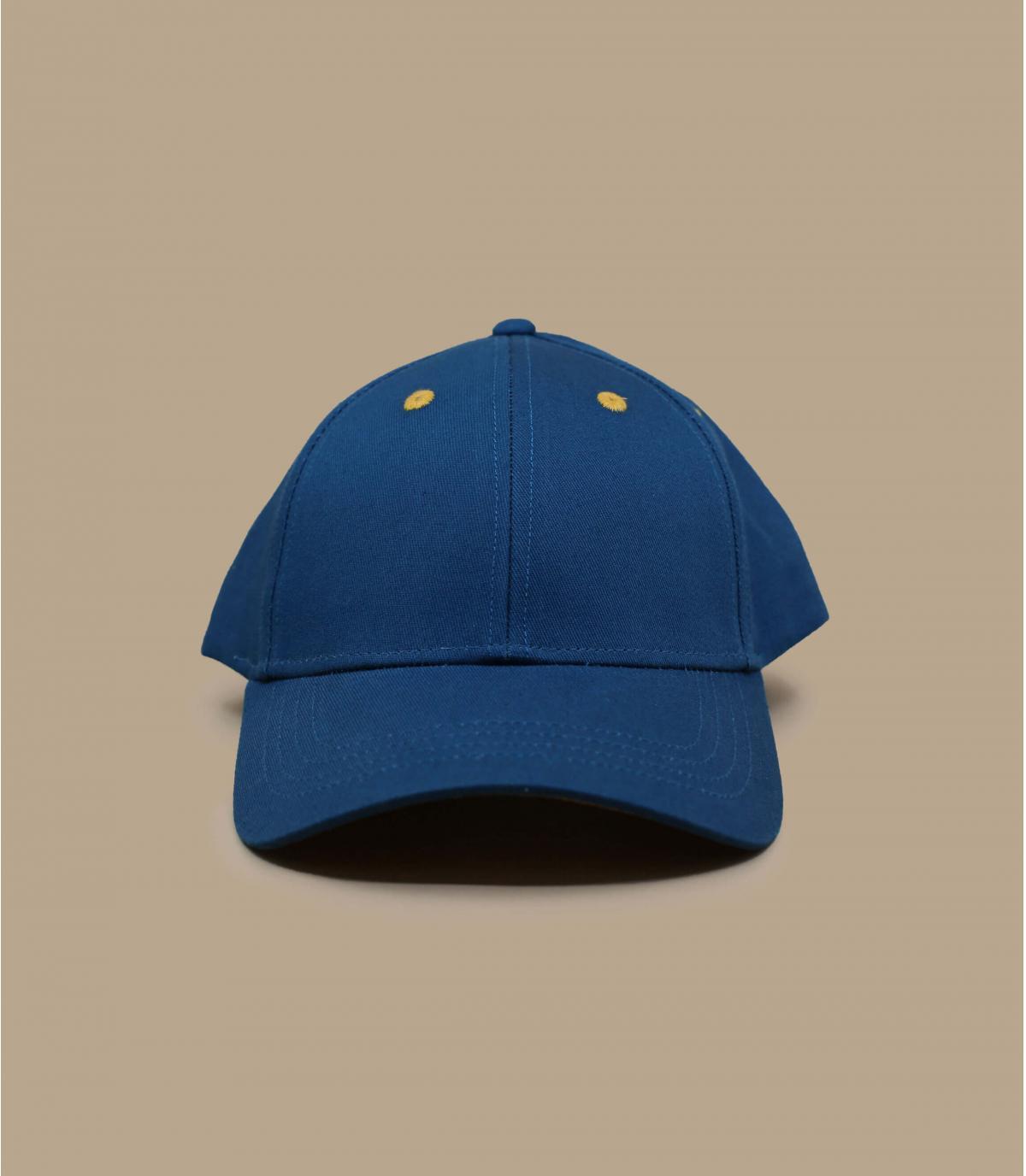 Erwachsene Cap blau Enfant terrible