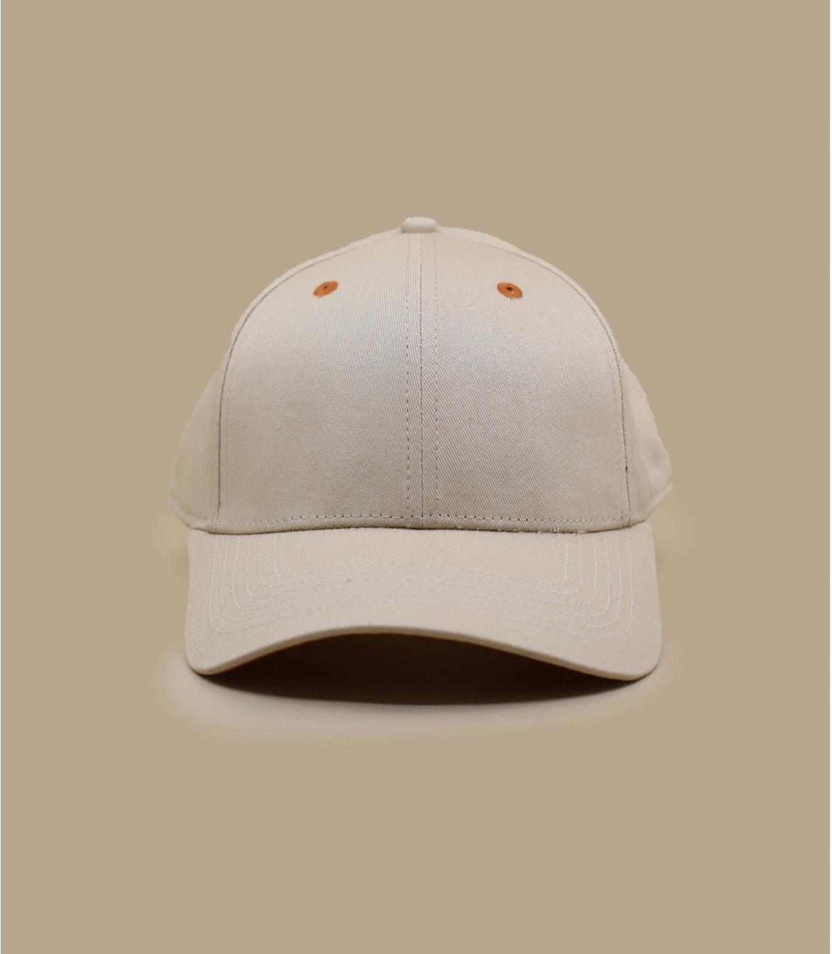 Erwachsene Cap Malotru beige