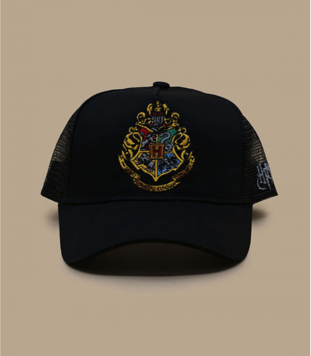 Trucker Cap Harry Potter schwarz