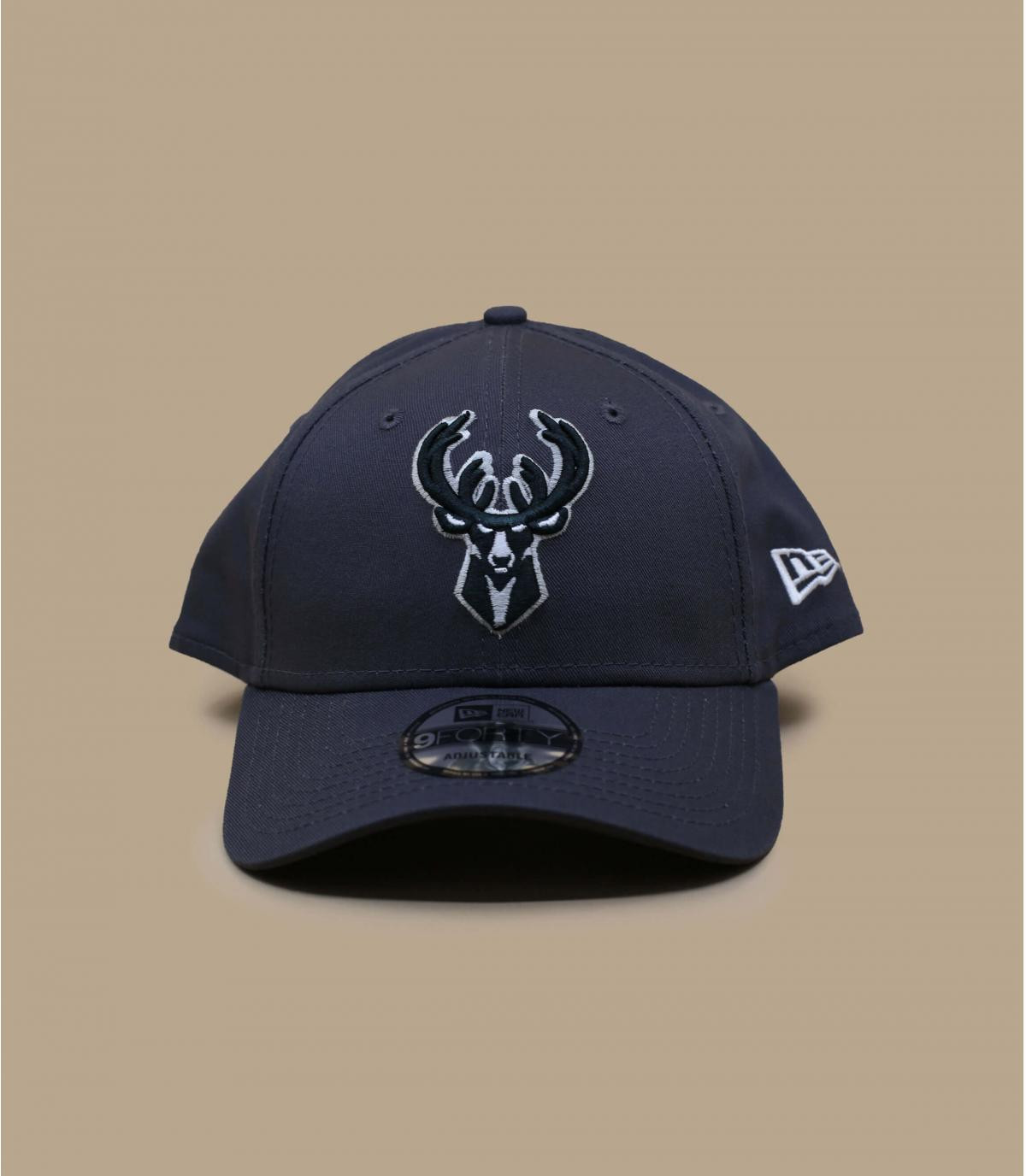 Cap Bucks grau