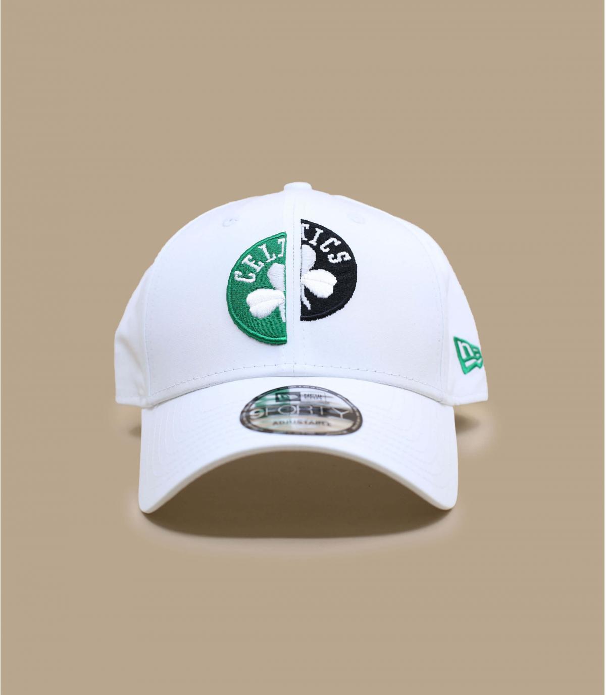 Cap Celtics weiß