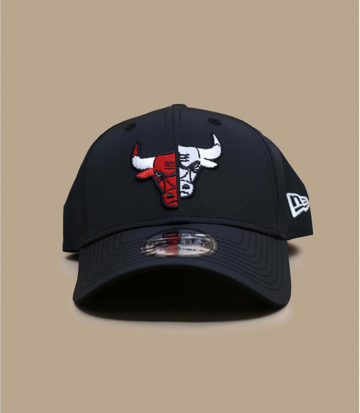 Cap Bulls schwarz